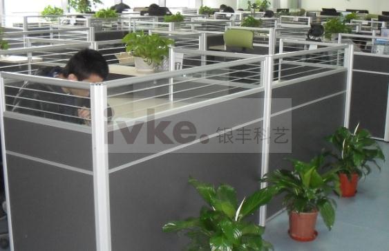 中国铁道科学院办公家具采购,银丰科艺展厅看样下单