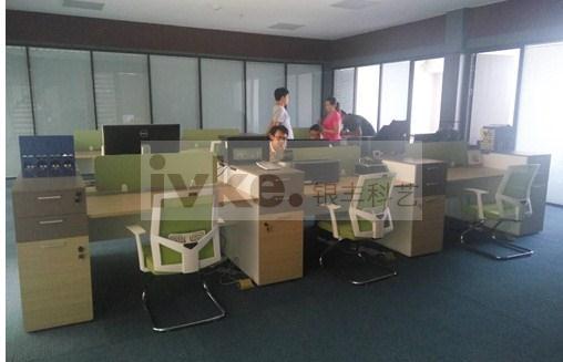 中华联合天津办公家具合作商银丰科艺