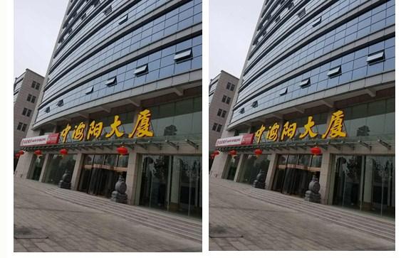 北京办公家具定制,中海阳大厦屏风工位办公桌选择银丰科艺