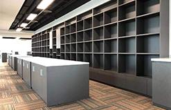 银丰科艺北京整体柜子定制项目顺利交付