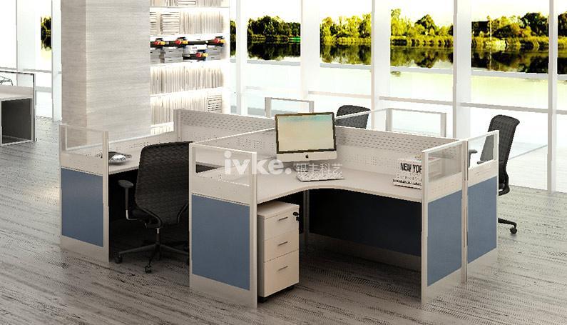 V36屏风式办公桌