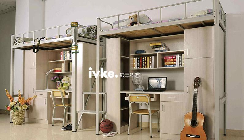 学生宿舍公寓床学校公寓家具